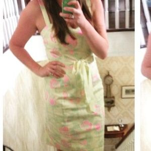 Lilly Pulitzer White Tag Dress